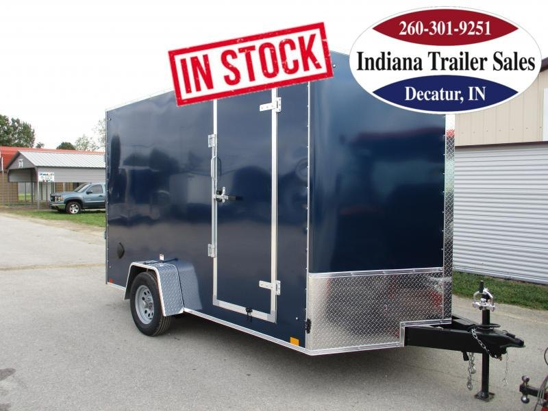 2022 Discovery Trailers 7x12 DRSE712SAE Enclosed Cargo Trailer
