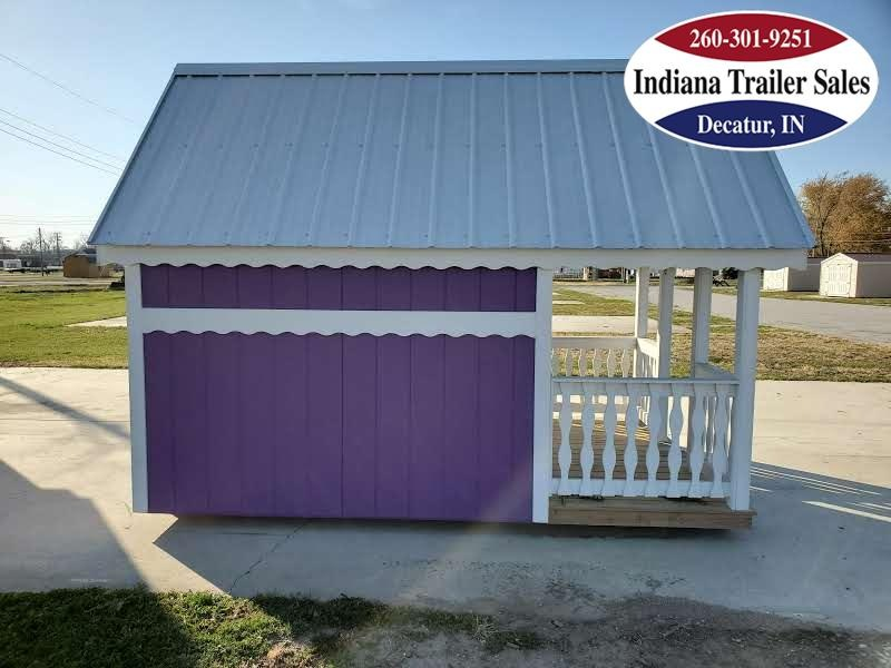 2020 Sheds Direct 8x12 Candyland Clubhouse