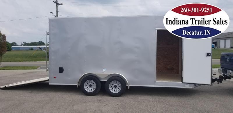 2021 US Cargo 7x16 ULAFT716TA2 Enclosed Cargo Trailer