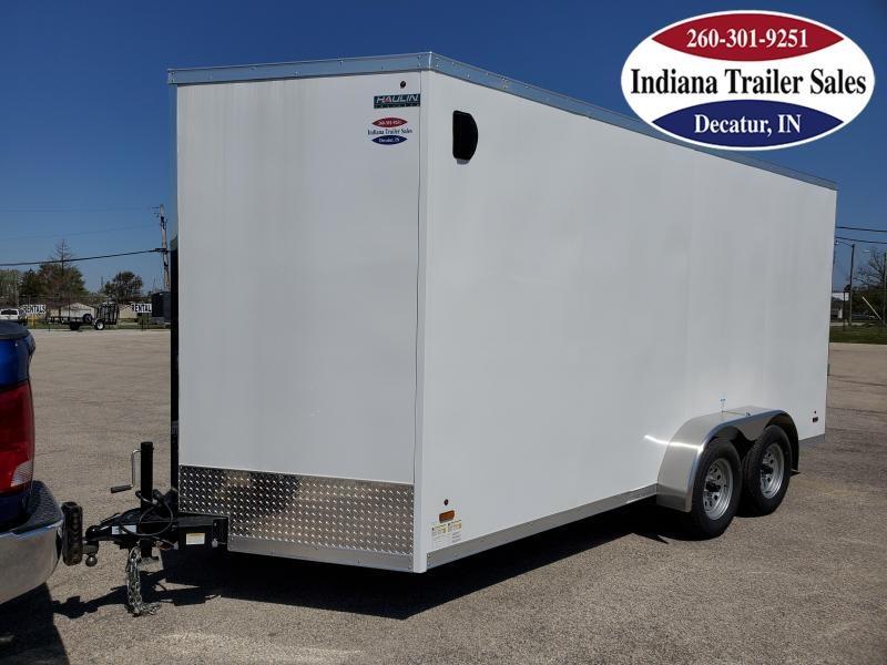2021 Haulin Trailers 7x16 HLAFT716TA2 Enclosed Cargo Trailer