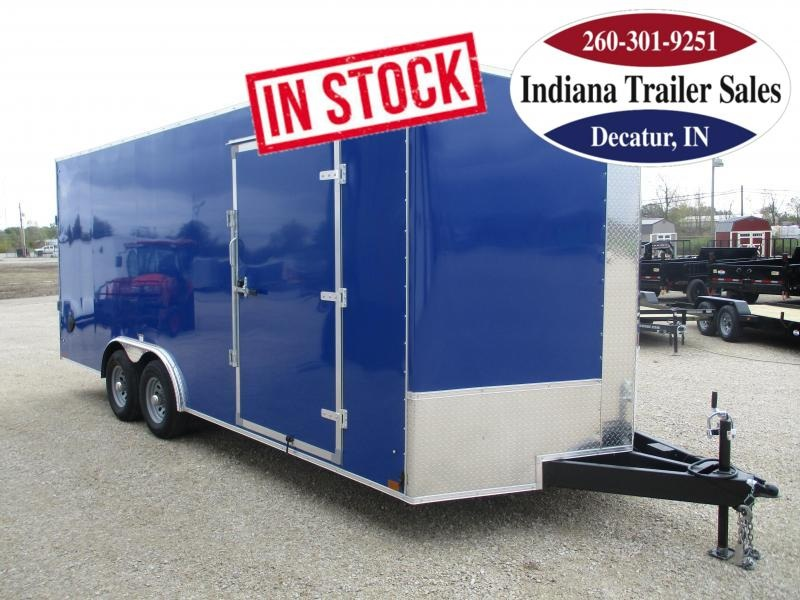 2022 Discovery Trailers 8.5x20 DCH8.520TA3 Enclosed Cargo Trailer