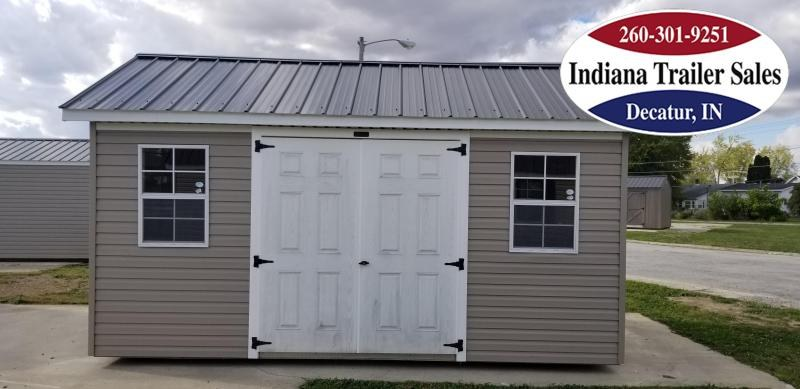 2018 Sheds Direct 10x16 Vinyl Building