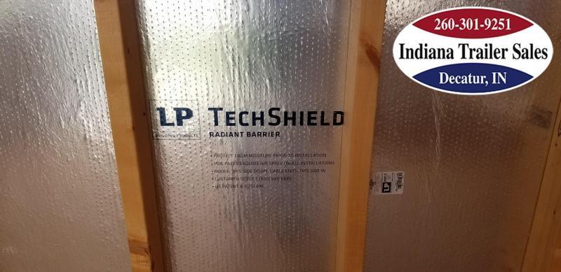 2018 Sheds Direct 10x16 Vinyl Building