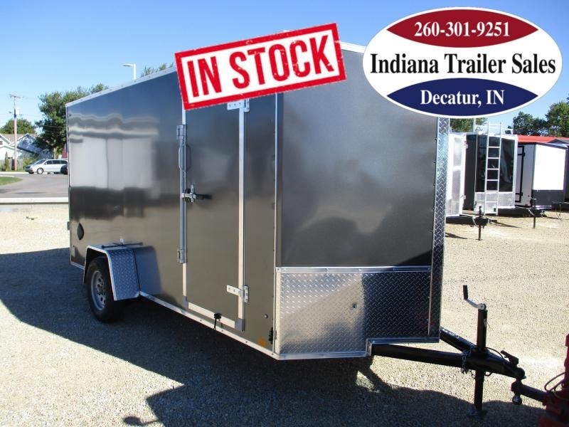 2022 Discovery Trailers 6x14 DRSE614SA35 ENCLOSED CARGO TRAILER