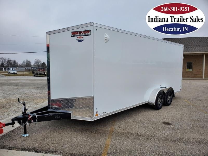 2021 Discovery Trailers 7x20 DRSE720TA2 Enclosed Cargo Trailer