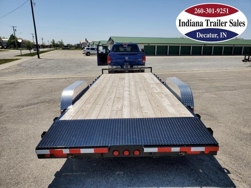2021 PJ Trailers 83x20 C5202 Car / Racing Trailer