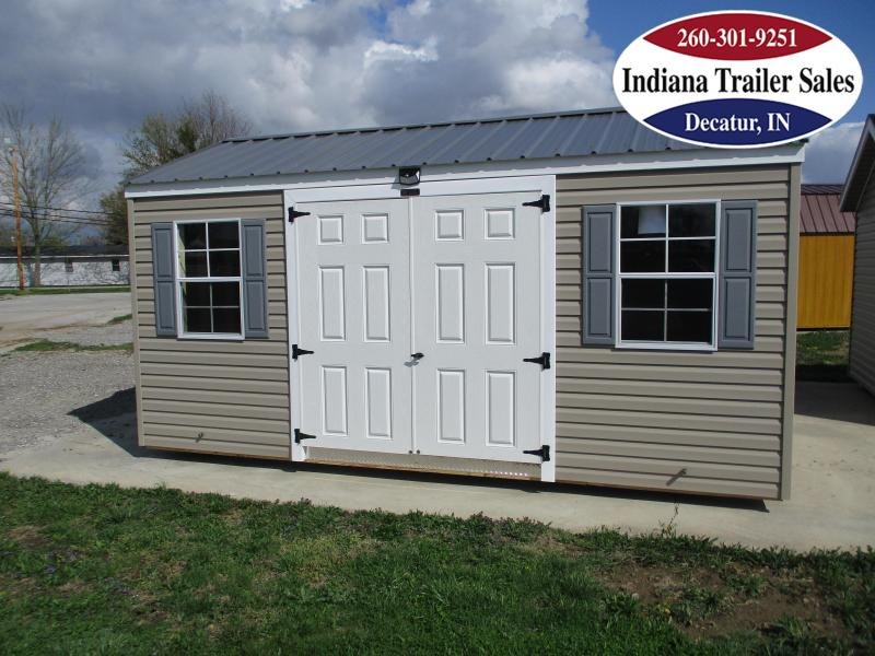 2021 Sheds Direct 10x16 Vinyl Standard - The Arthur
