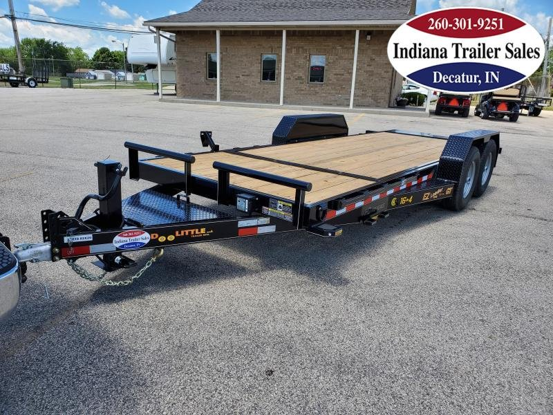 2021 DooLitttle Trailers 82x20 GT822014K Equipment Trailer Tilt
