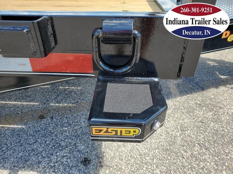 2021 DooLitttle Trailers 82x20 GT822014K Equipment Trailer Tilt