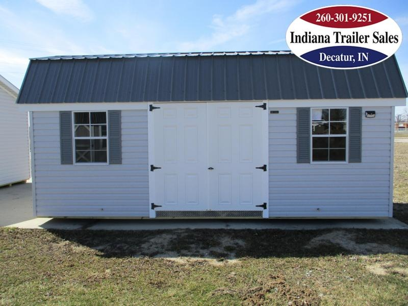 2021 Sheds Direct 10x20 Vinyl Barn - The Roosevelt