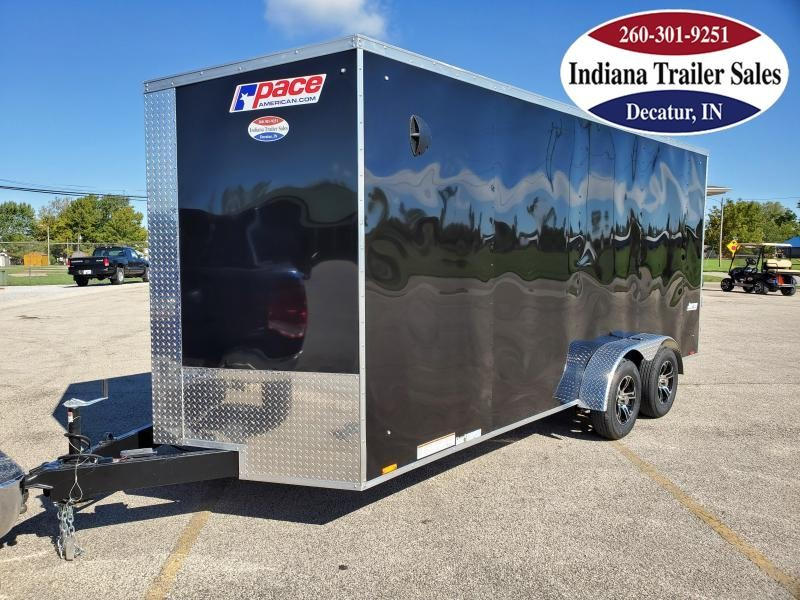 2021 Pace American 7x18 PSCBC7.0X18TE2 Enclosed Cargo Trailer