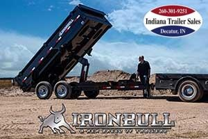 2022 Iron Bull 83x14 DTB8314072 Dump Trailer