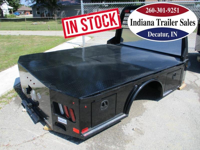 2022 PJ Truck Beds TB GS 9'4/94/60/34 SD 2RTB Truck Bed