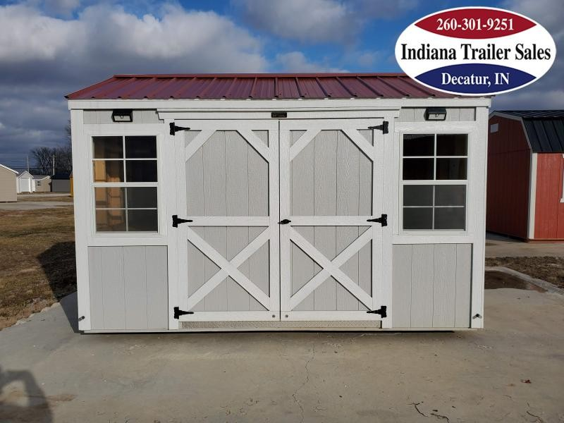 2020 Sheds Direct 8x12 Painted Smart Shed Other