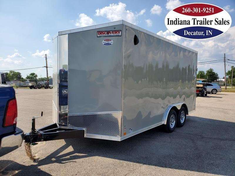2021 Discovery Trailers 8.5x16 DCH8.516TA3 Enclosed Cargo Trailer