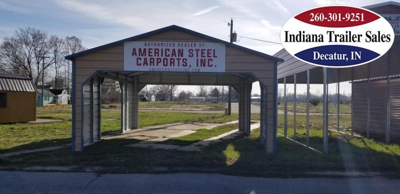 2020 American Steel Carports Carport Metal Building