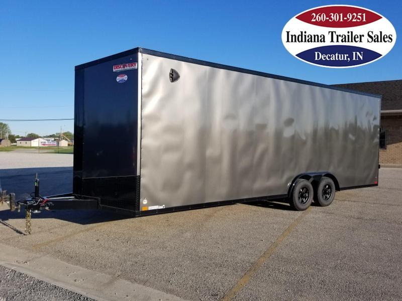 2021 Discovery Trailers DCH8.524TA3 Enclosed Cargo Trailer