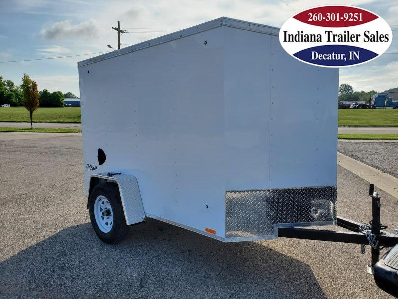 2021 Pace American 5x8 PSCAB5.0X08SI2FF Enclosed Cargo Trailer