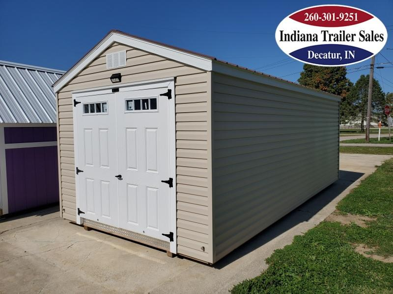 2019 Sheds Direct 10x20 Vinyl Building - IN22454419