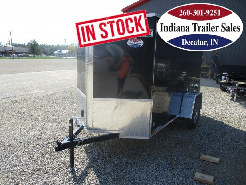 2022 Discovery Trailers 5x10 DRSE510SA35 Enclosed Cargo Trailer