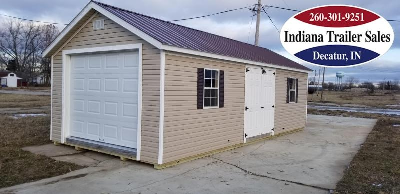 2020 Sheds Direct Vinyl Deluxe - 14x28 - IN22775319-T04