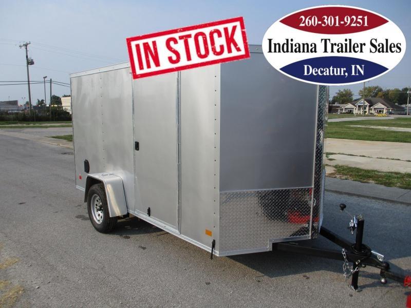 2022 Darkhorse Cargo 6x12 DHW6X12SA30 Enclosed Cargo Trailer