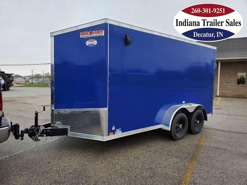 2021 Discovery Trailers 7x14 DRSE714TA2 Enclosed Cargo Trailer