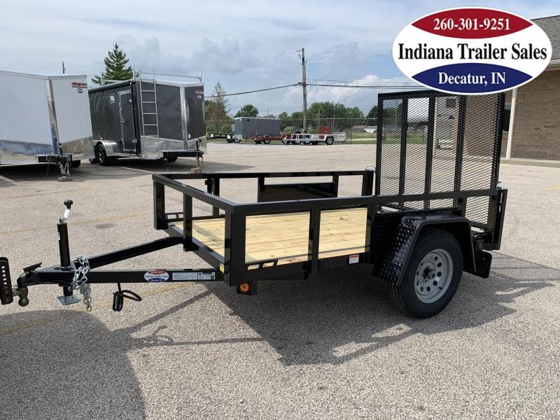 2022 Quality Steel and Aluminum 5x8 - 628AN3.5KSA Utility Trailer