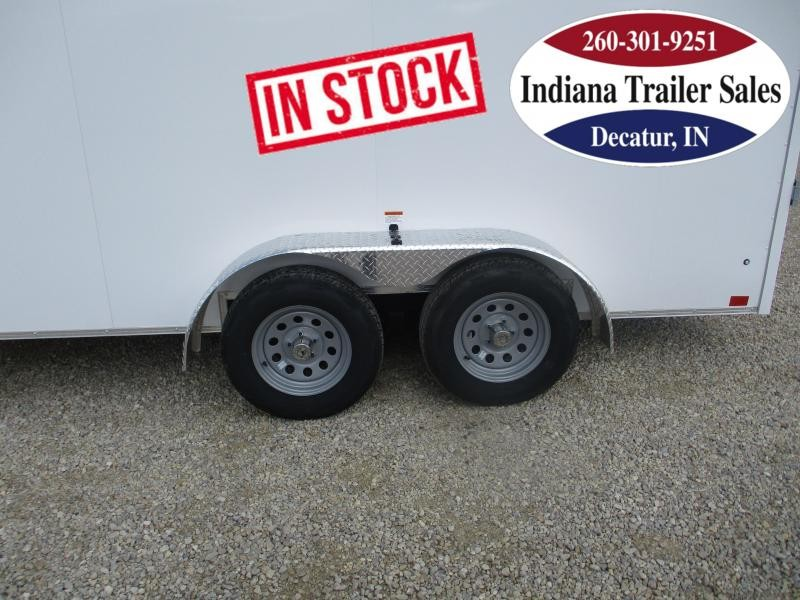 2022 Discovery Trailers 7x14 DRSE714TA2 Enclosed Cargo Trailer