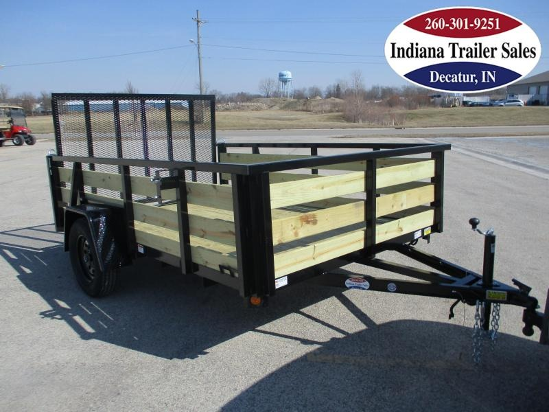 2022 Quality Steel and Aluminum 82x10 - 8210AN3.5KSA Utility Trailer
