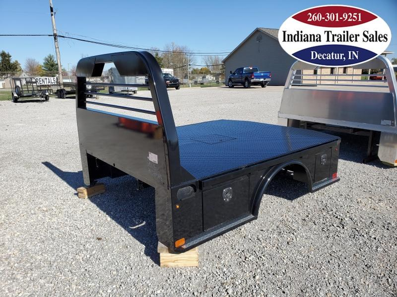 2021 PJ Truck Beds TBGS8'6/84/56/38 Truck Bed