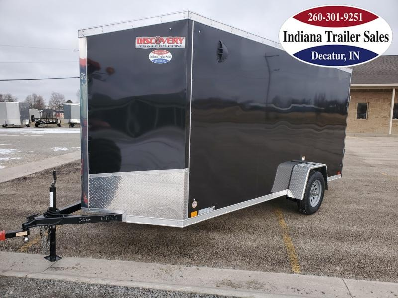 2021 Discovery Trailers 6x14 DRSE614SA35 Enclosed Cargo Trailer