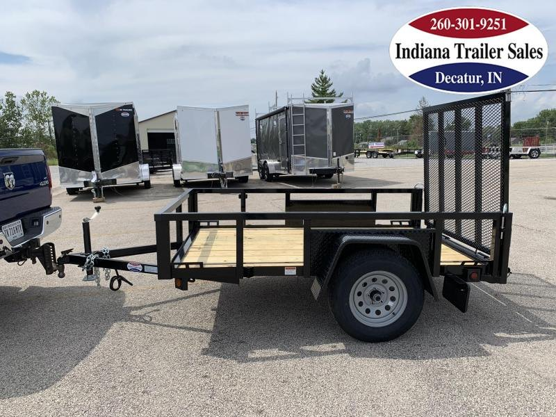 2021 Quality Steel and Aluminum 5x8 - 628AN3.5KSA Utility Trailer