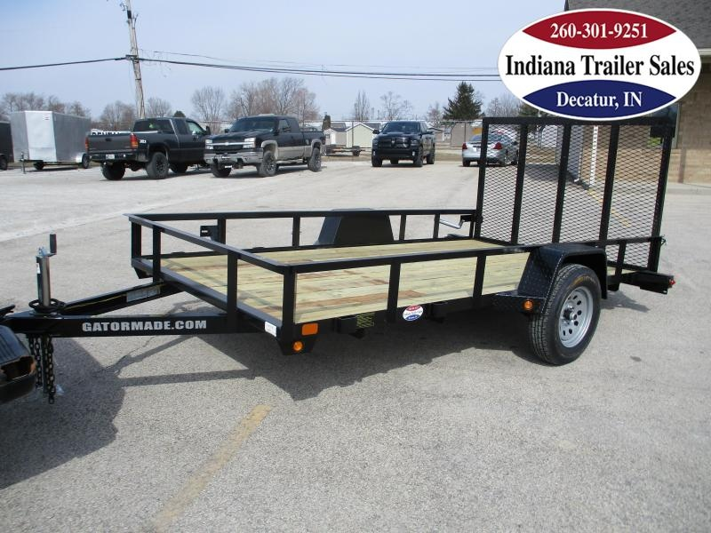 2021 Gatormade Trailers 6x12 Utility Trailer