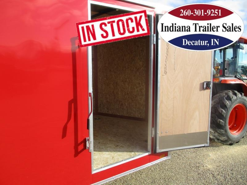 2022 Discovery Trailers 7x18 DRSE718TA2 Enclosed Cargo Trailer