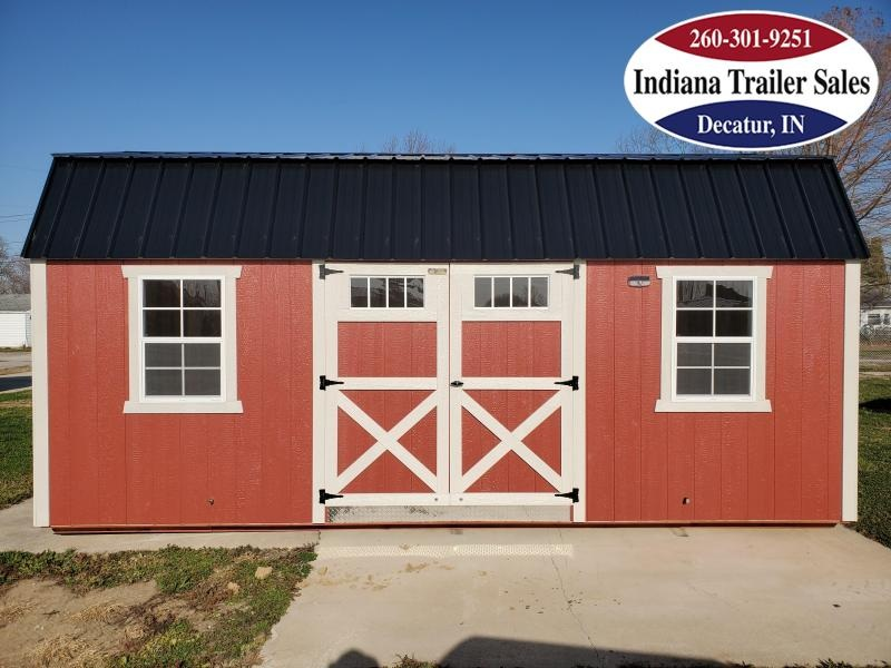 2020 Sheds Direct 12x20 Painted Smart Barn - The Garfield