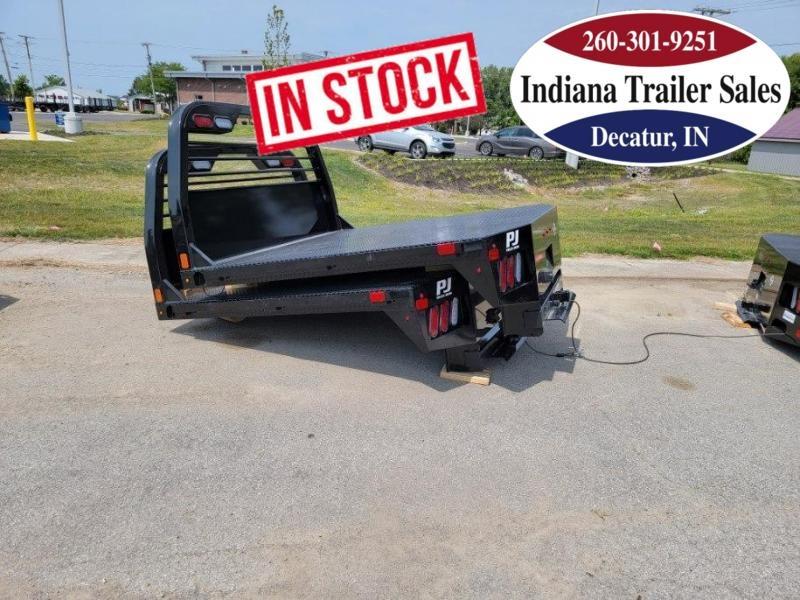 2022 PJ Truck Beds TB GB 7'/84/40/38 SD TC Truck Bed