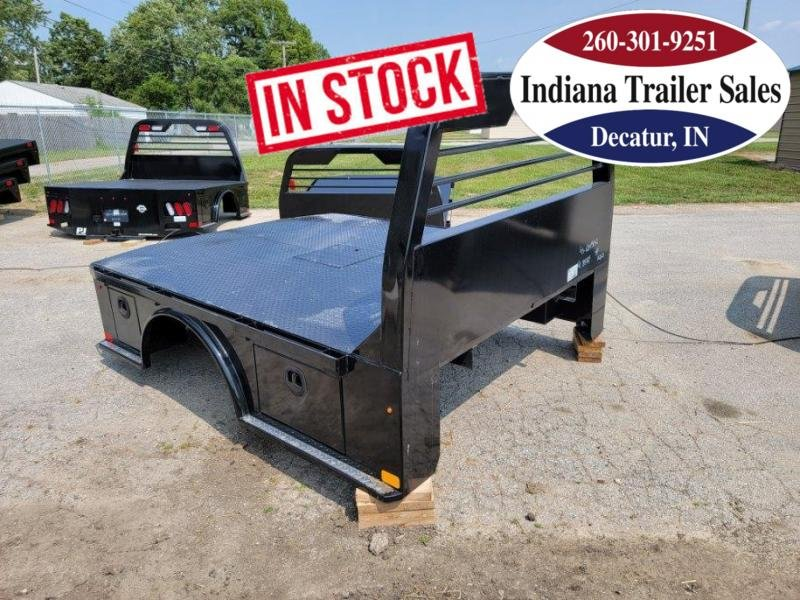2022 PJ Truck Beds TB GS 8'6/84/58/42 2RTB Truck Bed