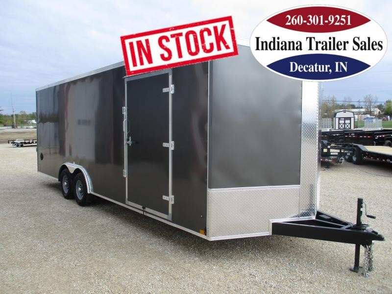 2022 Discovery Trailers 8.5x24 DCH8.524TA3 Enclosed Cargo Trailer