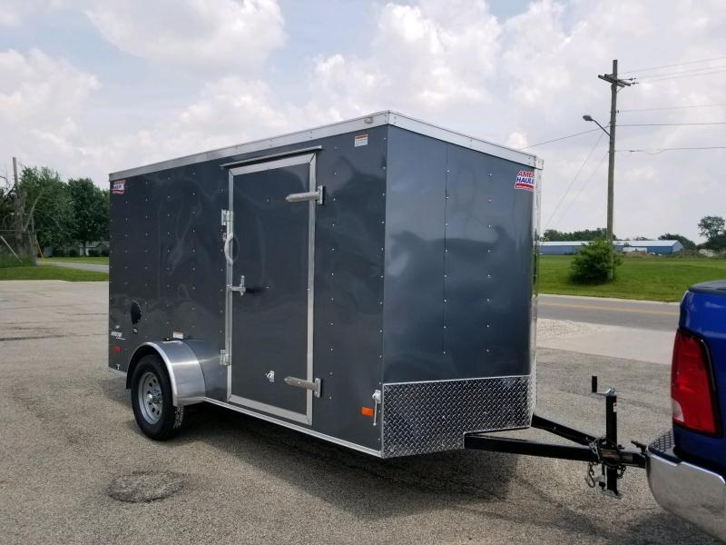 Rental - 2018 American Hauler Industries 6x12 AR612SA Enclosed Cargo Trailer