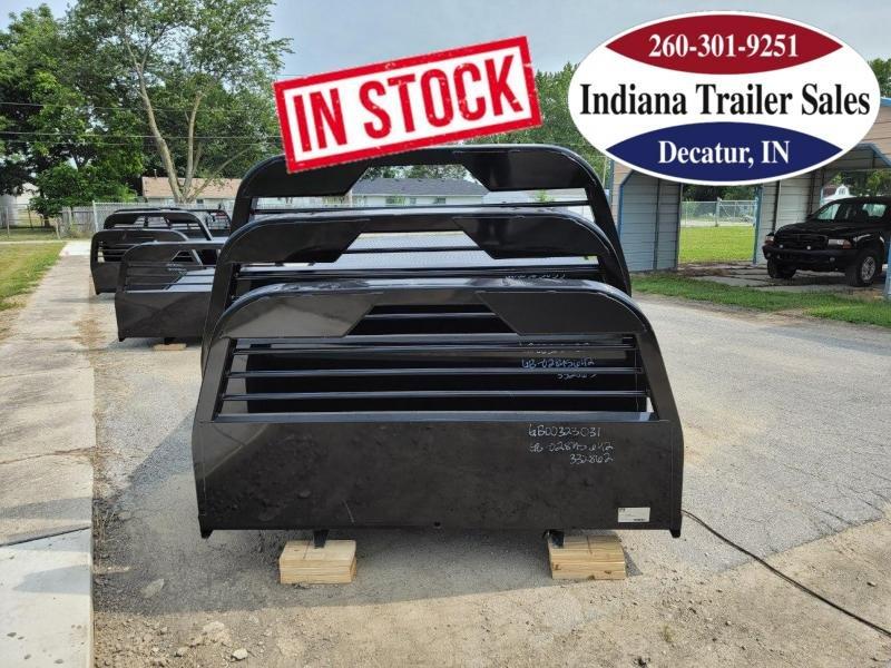 2022 PJ Truck Beds TB GB 8'6/84/56or58/42 TC Truck Bed
