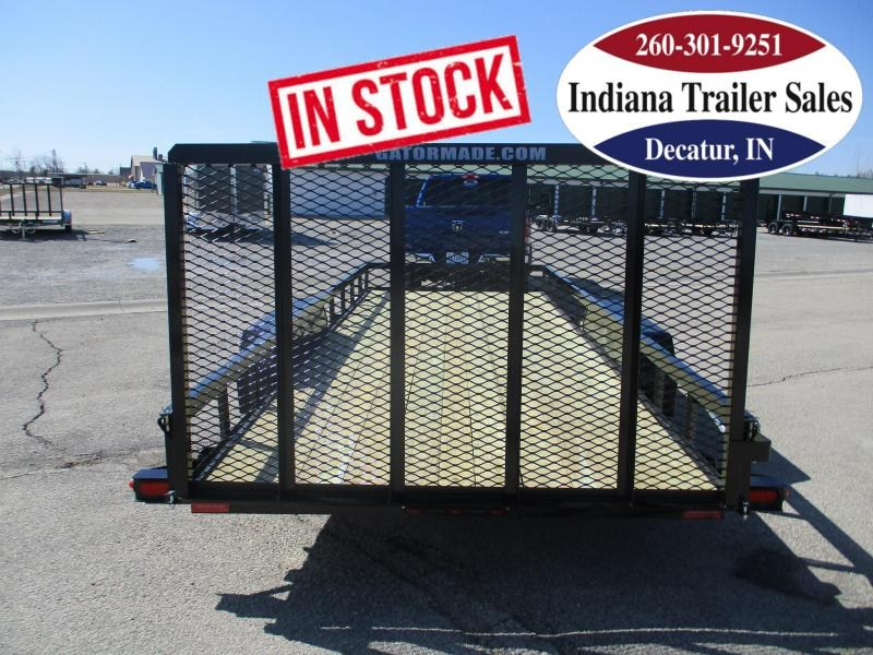 2022 Gatormade Trailers 82x20ft Utility Trailer