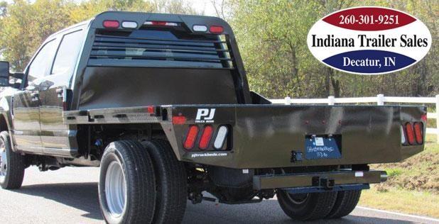 2019 PJ Truck Beds TBGB7/84/38/42TC Truck Bed