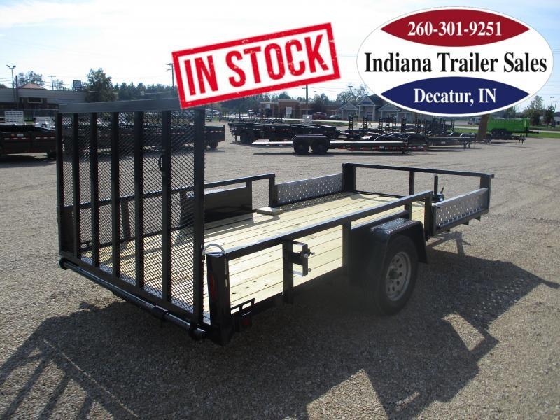 2022 Quality Steel and Aluminum 82x14 - 8214AN3.5KSA Utility Trailer