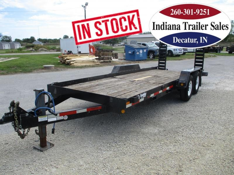 2014 Felling Trailers FT-12L00440 Equipment Trailer