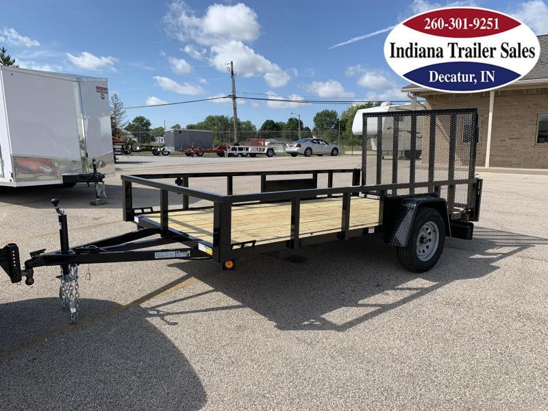 2021 Quality Steel and Aluminum 6x12 - 7412AN3.5KSA Utility Trailer