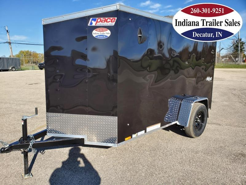 2021 Pace American 5x10 PSCAB5.0X10SI2FF Enclosed Cargo Trailer