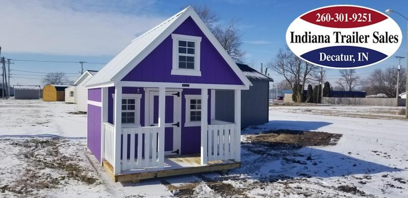 2020 Sheds Direct 8x12 Clubhouse - IN22748319