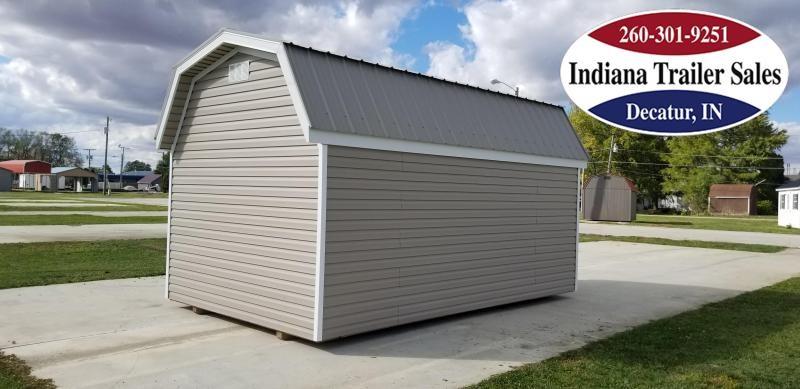 2019 Sheds Direct 10x16 Vinyl Building