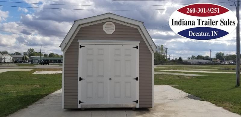 2019 Sheds Direct 10x16 Vinyl Building